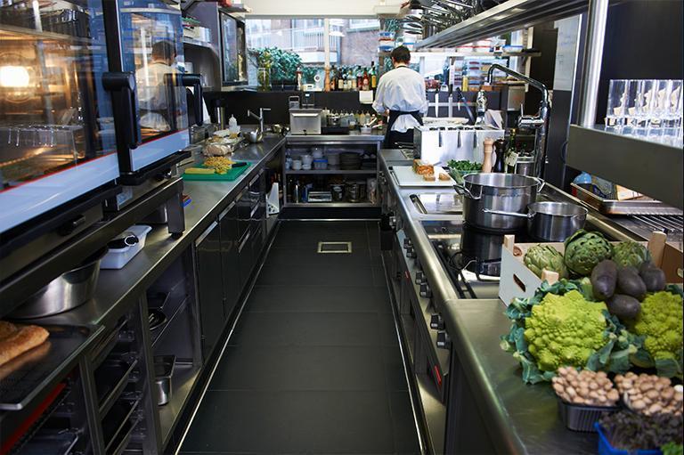 Kuchnia wrestauracji